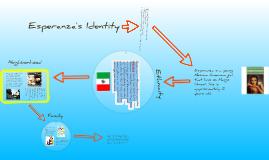 Copy of Esperanza's Identity