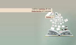 Cadena Logistica de una Importacion al Consumo Reg. 10