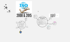 Diferencias entre las ISO