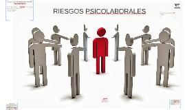 RIESGO PSICOLABORAL