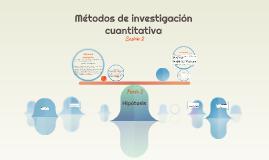 Métodos de investigación cualitativa