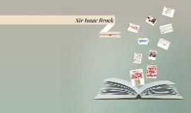 Copy of Sir Isaac Brock