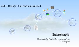 Copy of Solarenergie