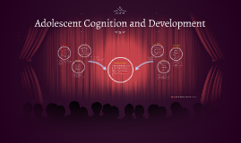 Copy of Adolescent Cognition and Development