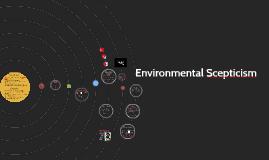 Environmental Scepticism