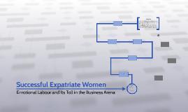 Successful Expatriate Women