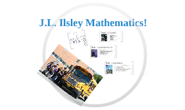 Welcome to J.L. Ilsley