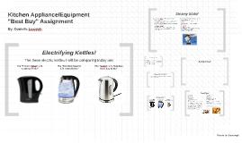 Kitchen Appliance/Equipment