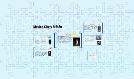 Mexico City's Météo