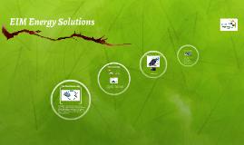 EIM Energy Solutions