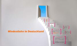 Mindestlohn in Deutschland