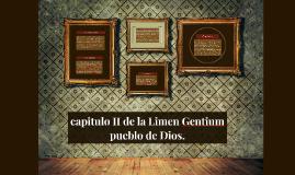 Copy of capitulo II de la Limen Gentium