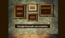 Design baseado em cenários