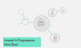 Lenguaje de Programacion Visual Basic