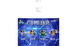 CTO MILLENIAL
