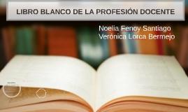 LIBRO BLANCO DE LA PROFESIÓN DOCENTE