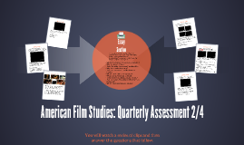 American Film Studies: Quarterly Assessment 2/4