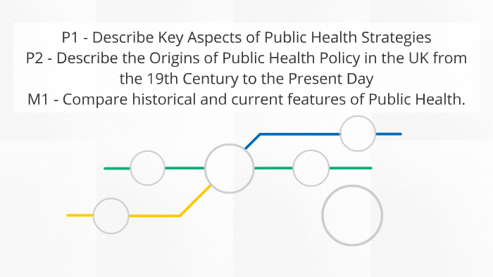 what are the key aspects of public health strategies