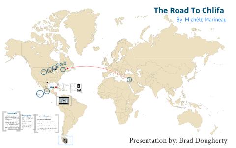 the road to chlifa summary