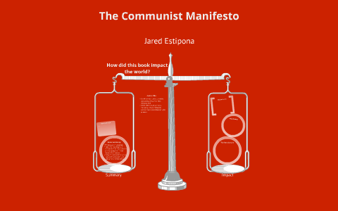 impact of the communist manifesto