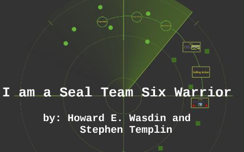 seal team six warrior