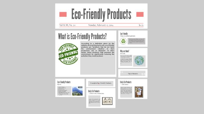 What Is Eco >> Eco Friendly Products By Rifa Rahmadiah On Prezi