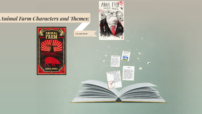 Animal Farm Characters and Themes by Breanna Harner on Prezi