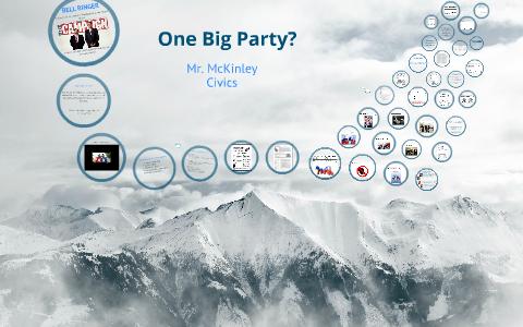 One Big Party By Bradley Mckinley On Prezi