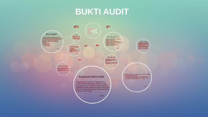 Bukti Audit By Dani Nugraha