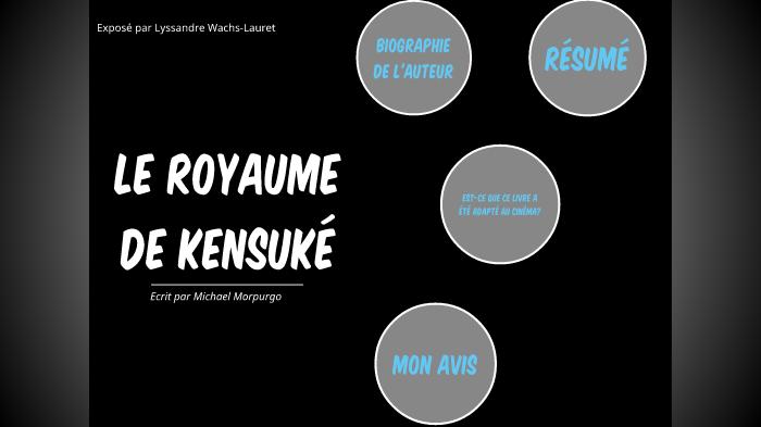 Le Royaume De Kensuke By Lyssandre Wl On Prezi Next