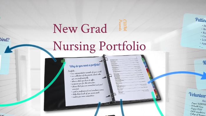 New Grad Nursing Portfolio By Mj G On Prezi