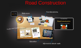 Free Road Construction Powerpoint Templates Prezi