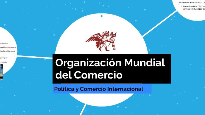 Organización Mundial Del Comercio By Ed López On Prezi
