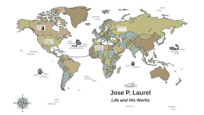 contribution of jose p laurel