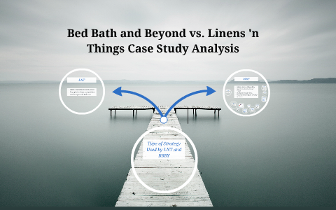 Bed Bath And Beyond Vs Linens N Things Case Study Analysis By