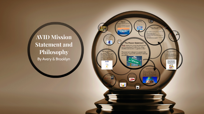 avid mission statement and philosophy by avery carelius on prezi