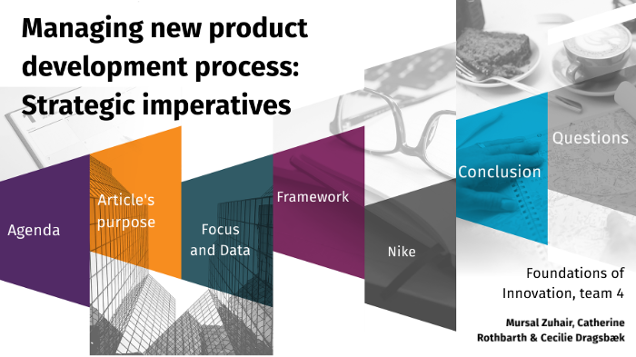 purpose of new product development