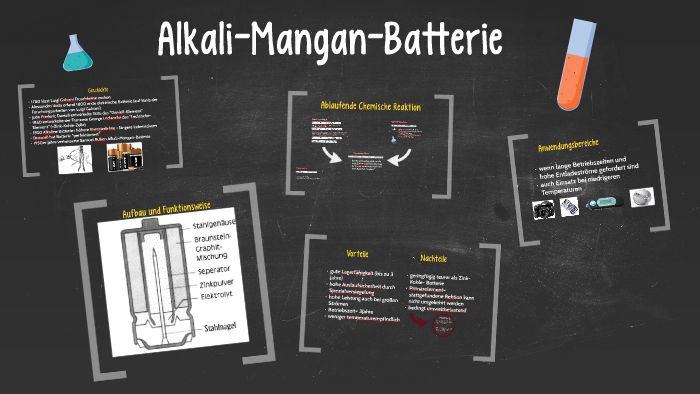 Alkali Mangan Batterie By Selina Klämmt On Prezi