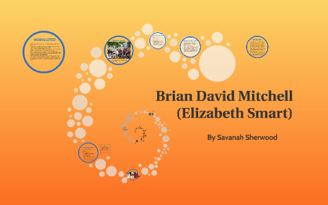 Brian David Mitchell (Elizabeth Smart) by savanah sherwood