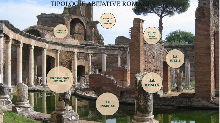 Tipologie Abitative Romane By Andrea Maria Bitetto