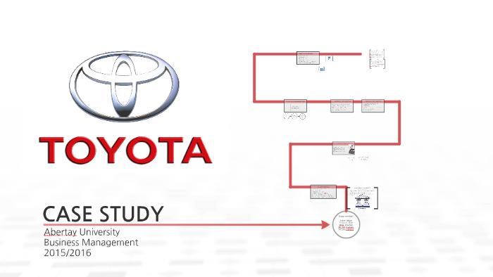 case study on tqm in toyota