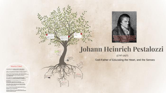 johann heinrich pestalozzi philosophy of education