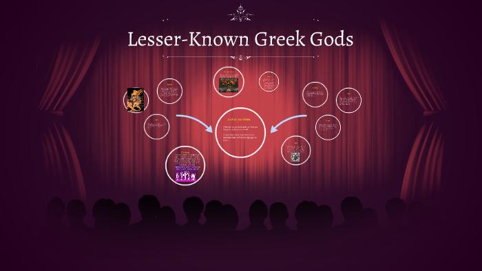 lesser-known greek gods by Dawn Anderson on Prezi