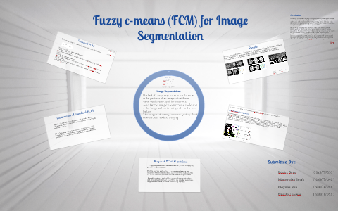 Fuzzy c-means (FCM) for Image Segmentation by Mayank Jain on
