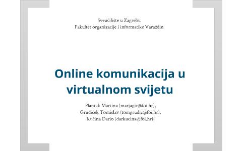 Online virtualni svijet