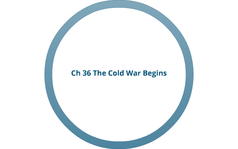 Ch 36 The Cold War Begins, 1945-1952 by Seung Lee on Prezi