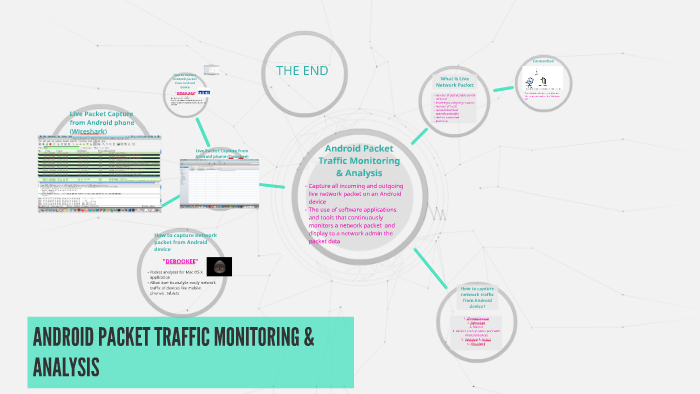 Android Network Traffic Monitoring & Analysis by Rabiatul Adawiah