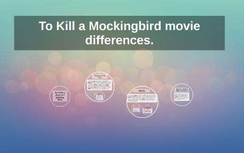 To Kill a Mockingbird movie differences  by Mallory Petri on Prezi