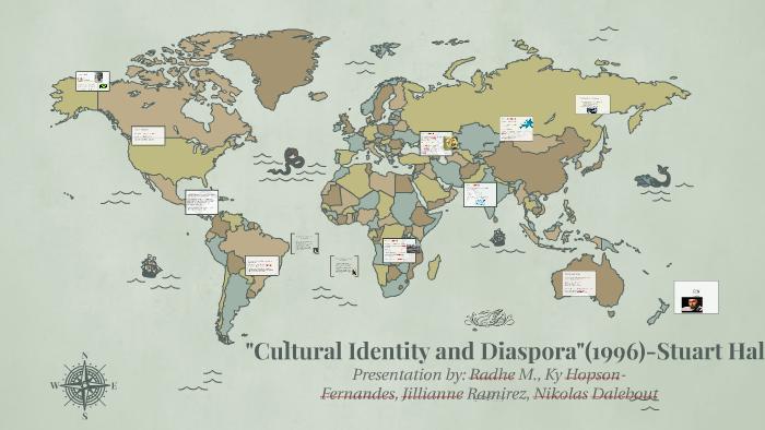 stuart hall cultural identity and diaspora