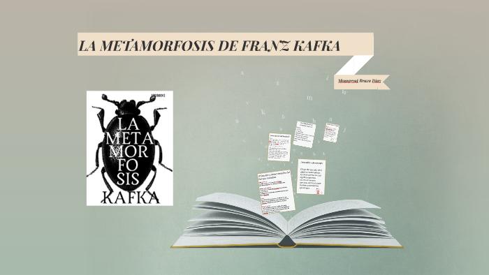 La Metamorfosis De Franz Kafka By Monserrat Bravo On Prezi